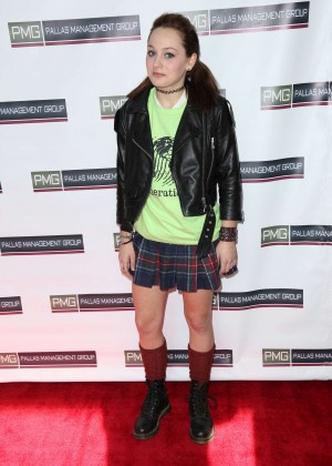 Ellery Sprayberry - 2015 Toy Wrap Party Supporting GenerationOn in Studio City