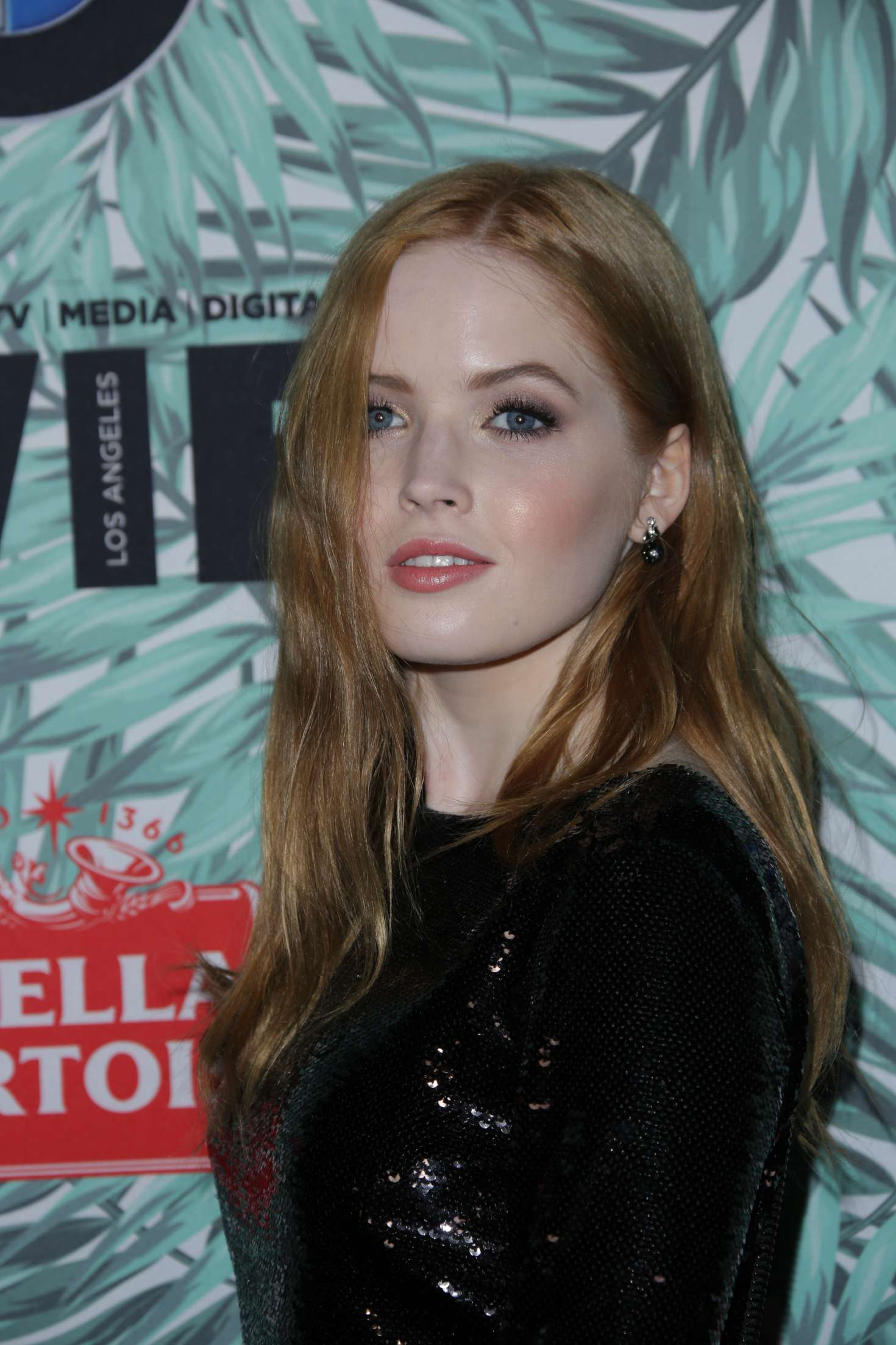 Ellie Bamber 2017 : Ellie Bamber: 10th Annual Women in Film Pre-Oscar Cocktail Party -01
