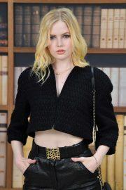 Ellie Bamber - 2019 Paris Fashion Week - Chanel Haute Couture FW 19-20
