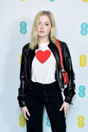 Ellie Bamber - 5g-powered Stormzy Gig photocall in London