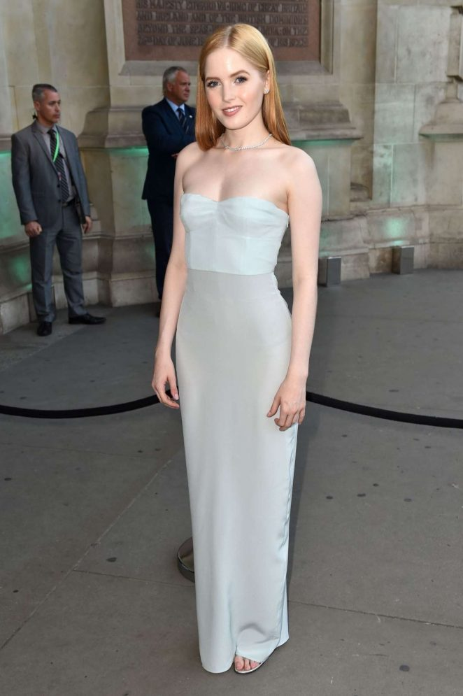 e5b40841842 Ellie Bamber attends at V A Summer Party 2017 -01 – GotCeleb