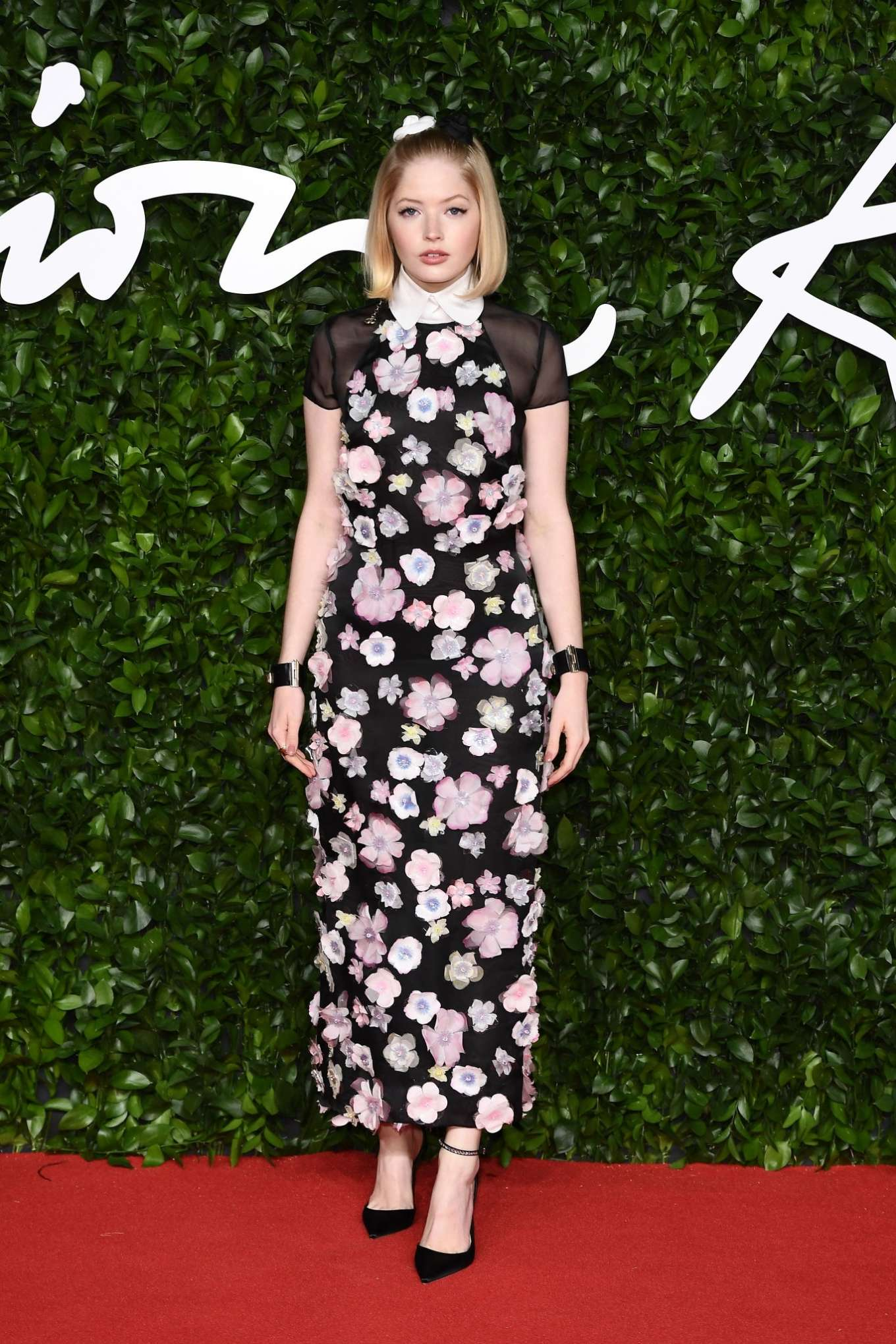 Ellie Bamber - Fashion Awards 2019 in London
