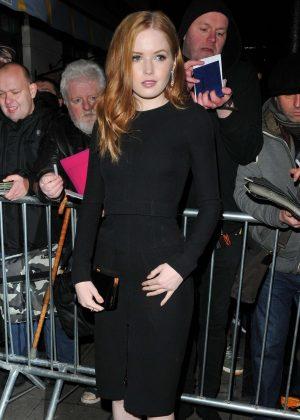 Ellie Bamber - Harvey Weinstein Pre BAFTAs Dinner in London