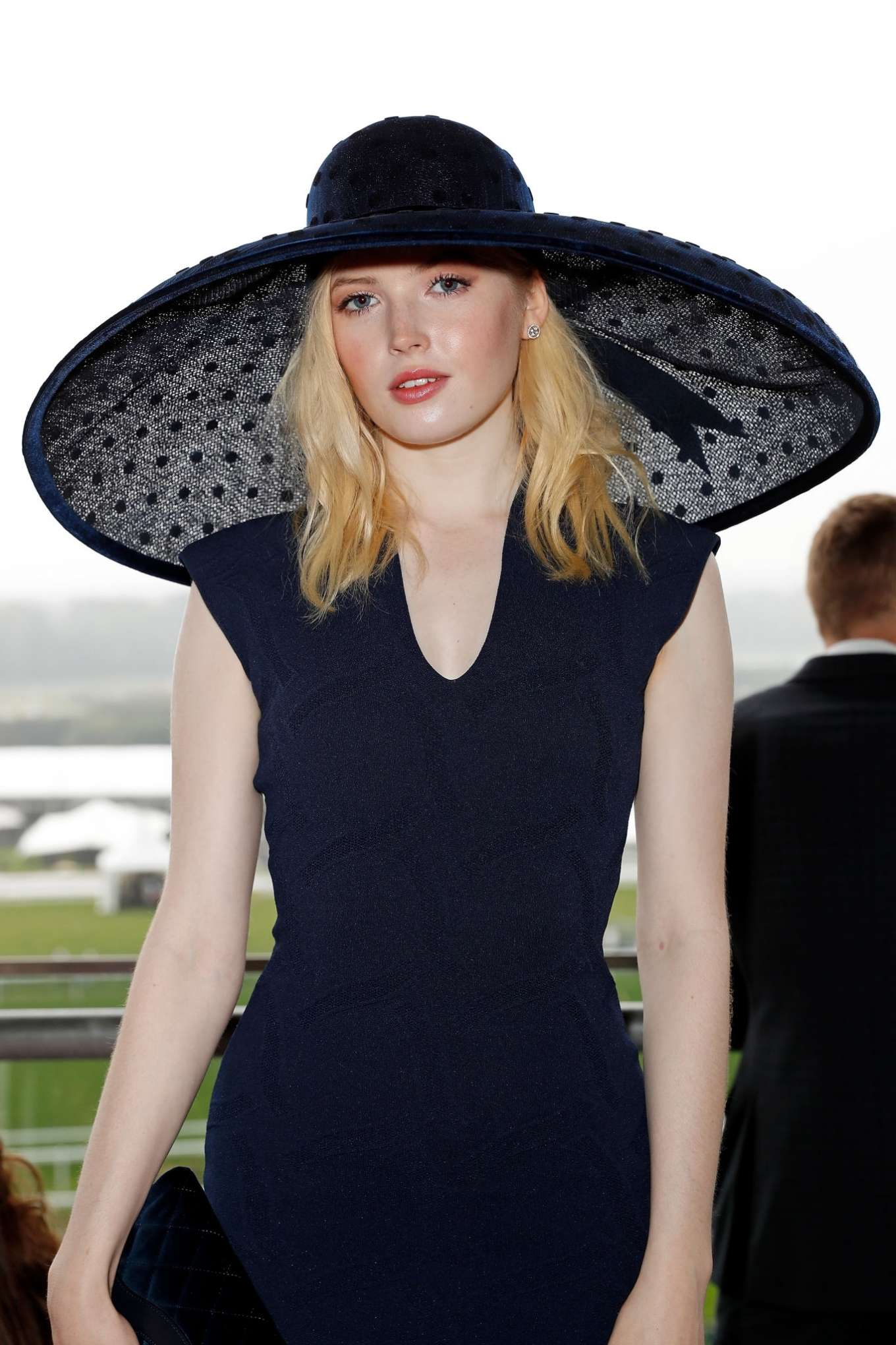 Ellie Bamber - Royal Ascot Fashion Day 2 in Ascot