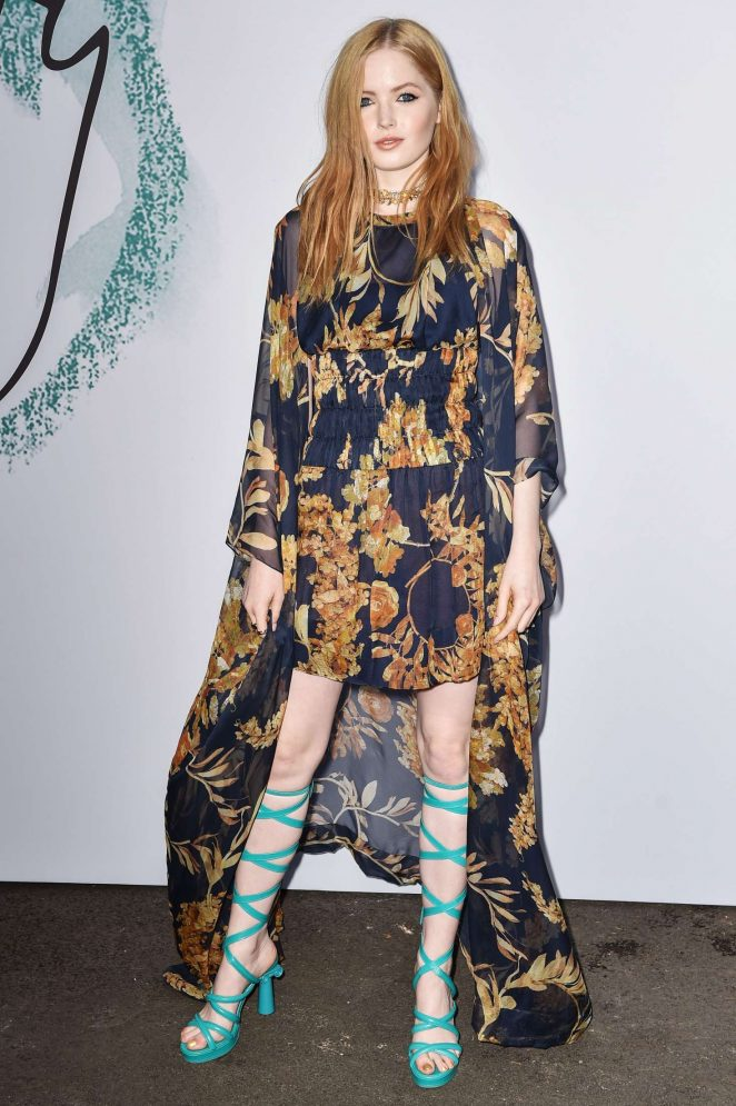 Ellie Bamber - The Serpentine Galleries Summer Party in London