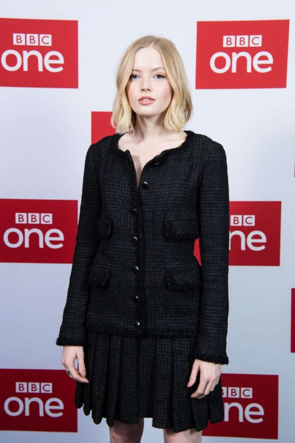 Ellie Bamber - 'The Trial Of Christine Keeler' Premiere in London