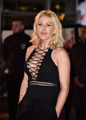 Ellie Goulding - 17th NRJ Music Awards in Cannes