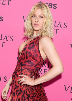 Ellie Goulding - 2015 Victoria's Secret Fashion Show After Party in NYC