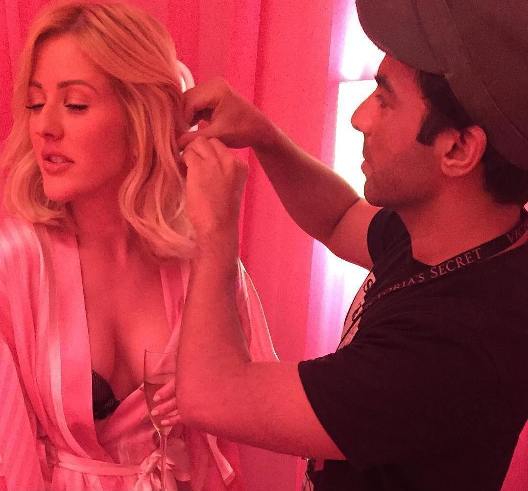 Ellie Goulding - 2015 Victoria's Secret Fashion Show in NYC