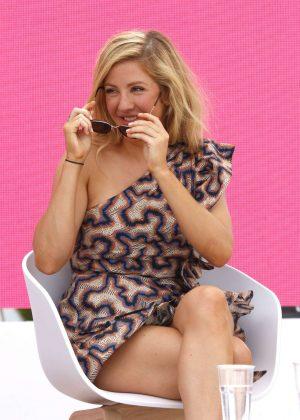 Ellie Goulding - 2017 Cannes Lions Entertainment Festival