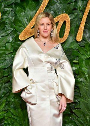 Ellie Goulding - 2018 British Fashion Awards in London