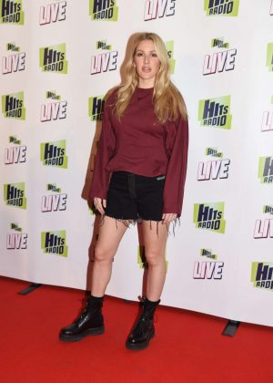 Ellie Goulding - 2018 Hits Radio Live Event in Manchester