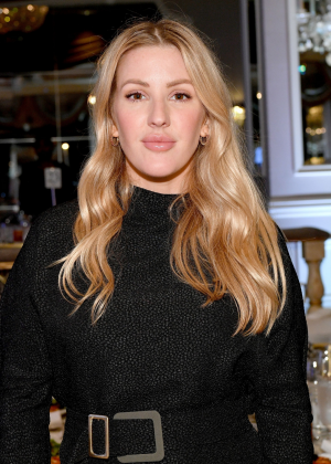 Ellie Goulding - 2018 Official First Ladies Luncheon in New York City