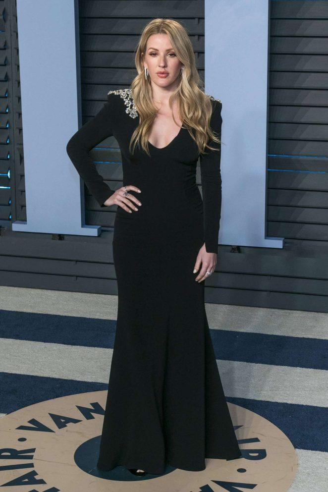 Ellie Goulding - 2018 Vanity Fair Oscar Party in Hollywood