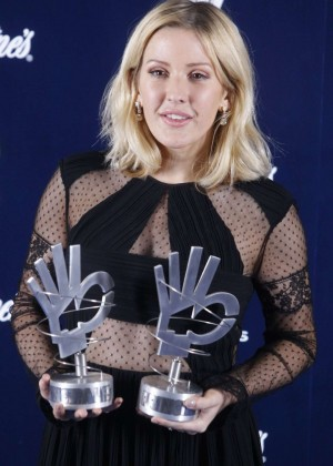 Ellie Goulding - 40 Principales Music Awards In Madrid