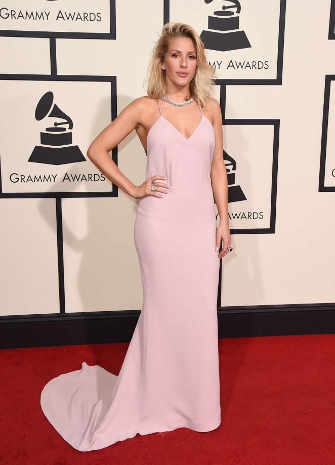 Ellie Goulding - 2016 GRAMMY Awards in Los Angeles