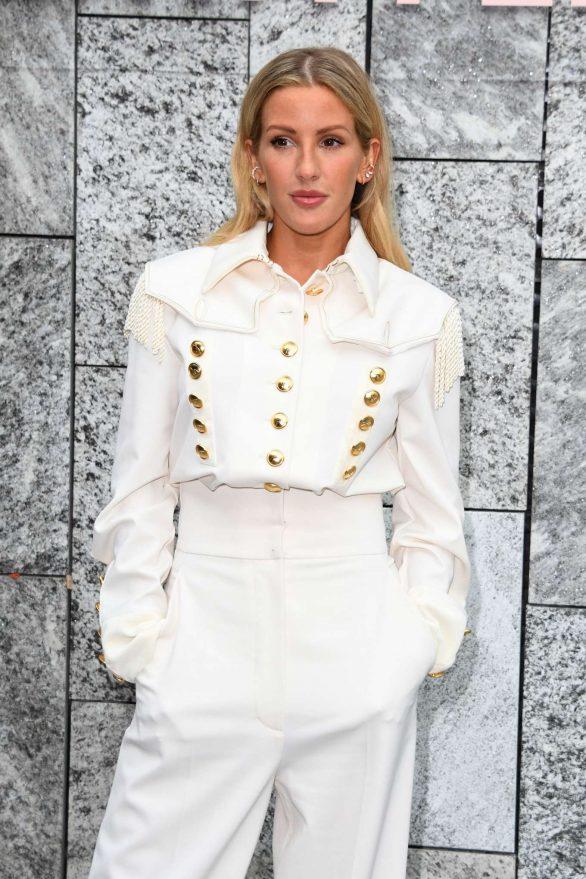 Ellie Goulding - Alberta Ferretti Fashion Show SS 2020 at Milan Fashion Week
