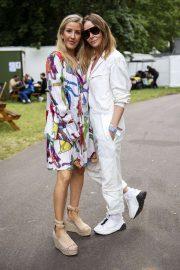 Ellie Goulding and Stella McCartney - 2019 Wireless Festival in London