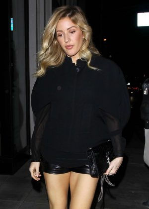 Ellie Goulding at Catch LA in West Hollywood