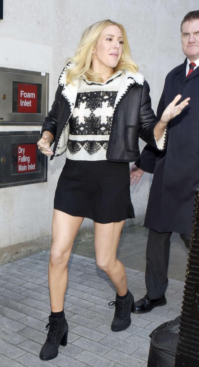 Ellie Goulding – BBC Radio 1 in London