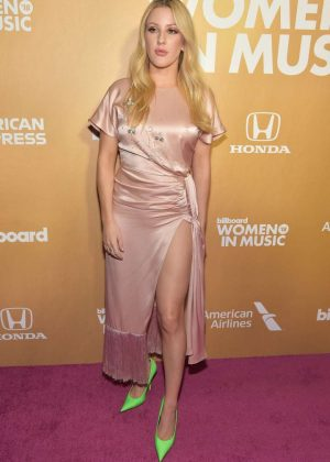 Ellie Goulding - Billboard Women In Music 2018 in New York City