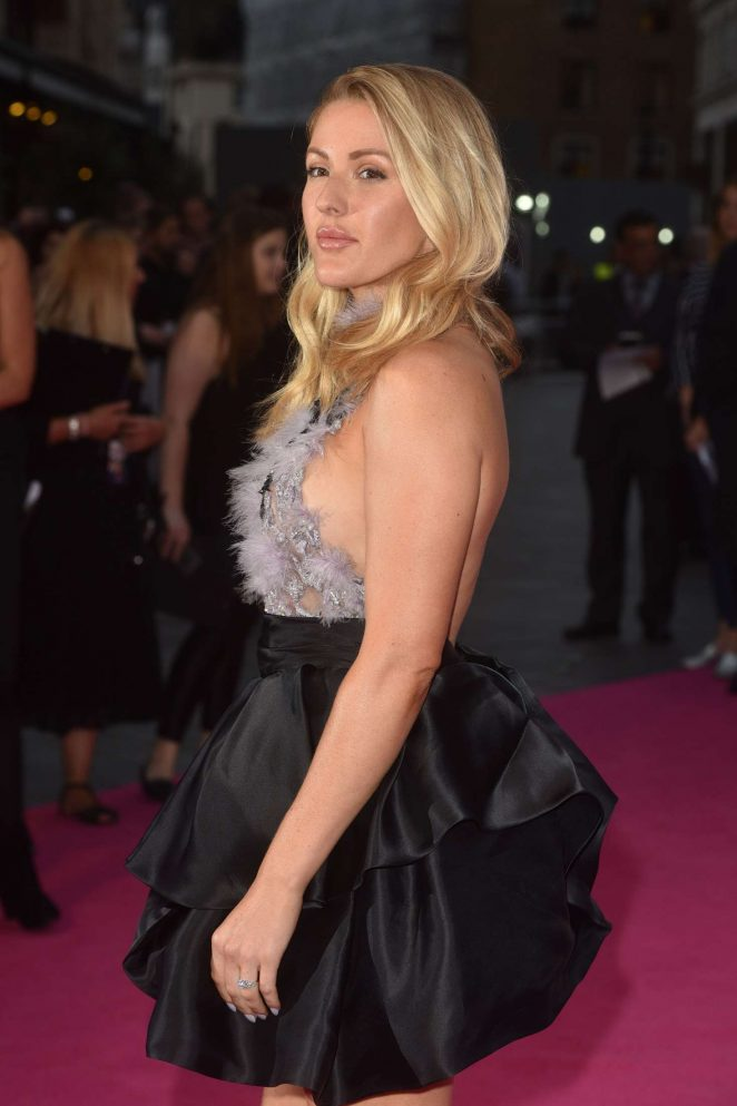 Ellie Goulding: Bridget Jones Baby UK Premiere -01