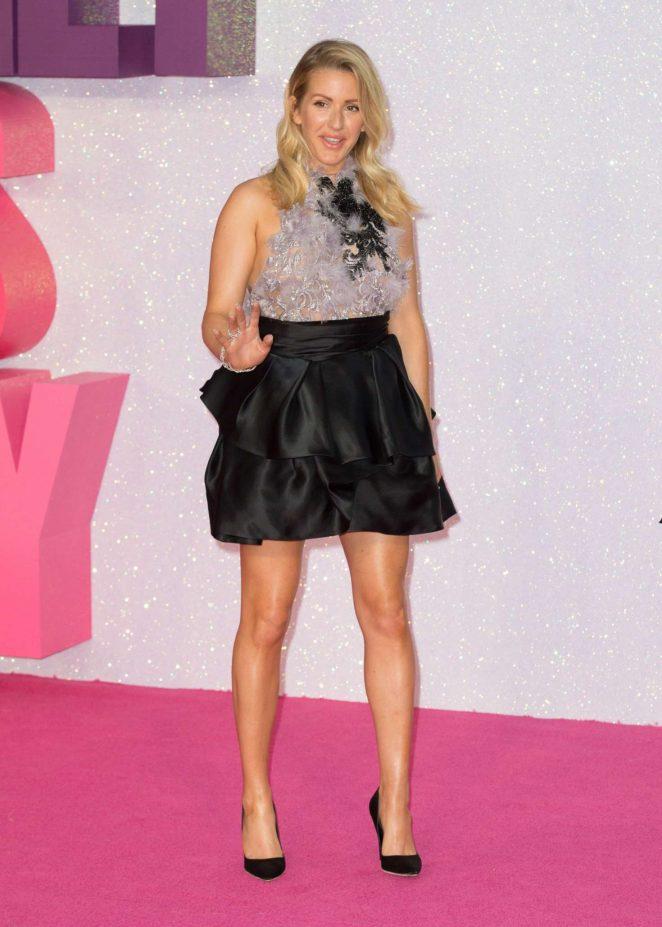 Ellie Goulding: Bridget Jones Baby UK Premiere -07