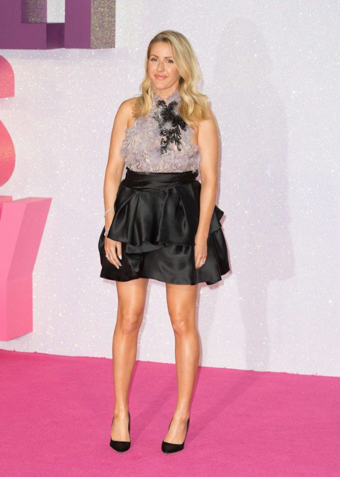 Ellie Goulding: Bridget Jones Baby UK Premiere -11