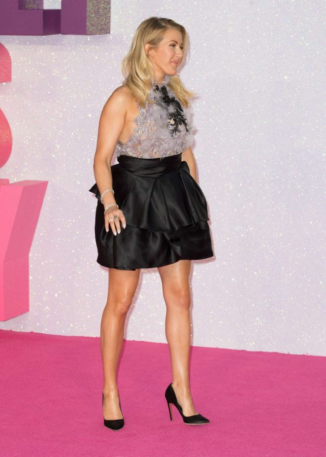Ellie Goulding: Bridget Jones Baby UK Premiere -12