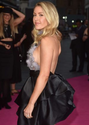 Ellie Goulding - 'Bridget Jones Baby' Premiere in London