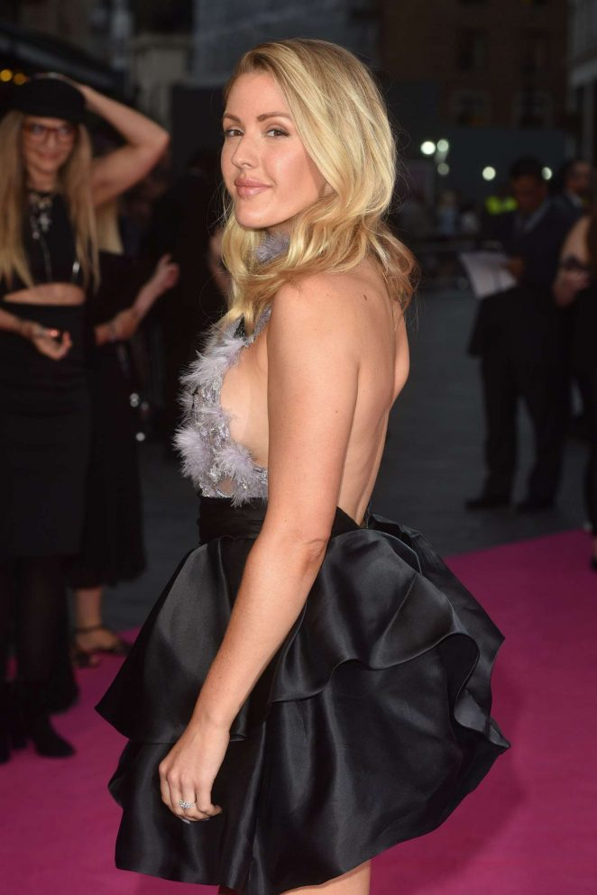 Ellie Goulding: Bridget Jones Baby UK Premiere -14