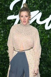 Ellie Goulding - Fashion Awards 2019 in London