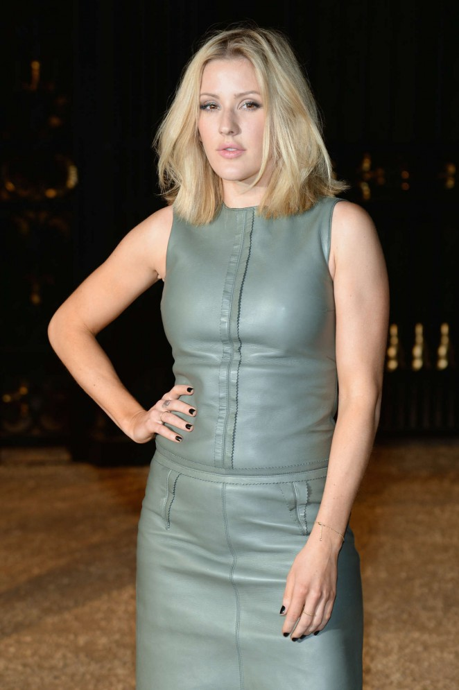 Ellie Goulding - Burberry 'London in Los Angeles' Event in LA
