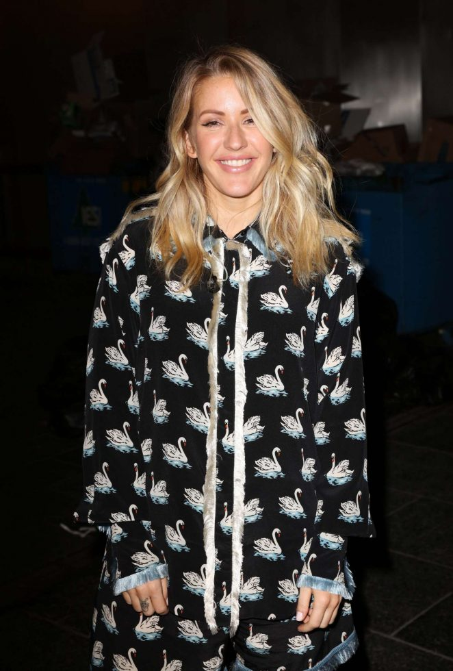 Ellie Goulding - Cartier Store Grand Reopening in New York