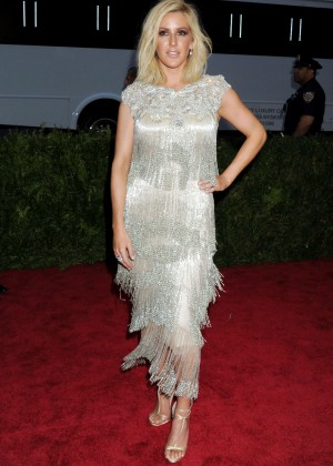 Ellie Goulding - 2015 Costume Institute Gala in NYC