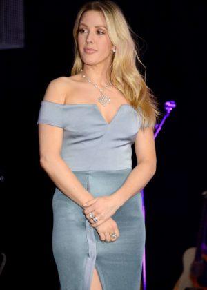 Ellie Goulding - CLUB LOVE in benefit of Elton John AIDS Foundation in London