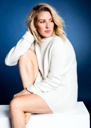 Ellie Goulding - Cosmopolitan UK Magazine (December 2015)
