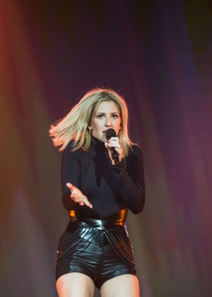 Ellie Goulding - Delirium World Tour in Hamburg
