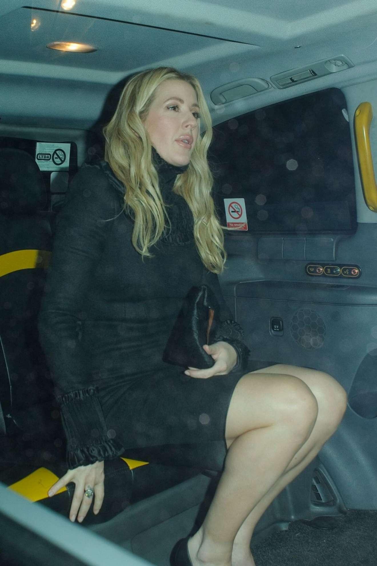 Ellie Goulding – Evgeny Lebedev Christmas Party In London