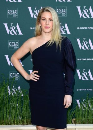 Ellie Goulding - 'Fashioned For Nature' Exhibition VIP Preview in London