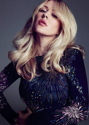 Ellie Goulding - Flare Magazine (Summer 2016)