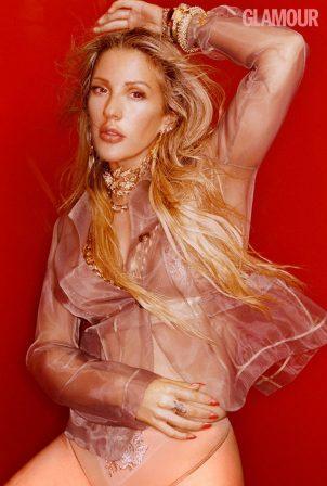Ellie Goulding - Glamour UK Magazine (May 2020)