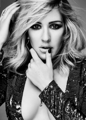 Ellie Goulding - Glamour UK Magazine (November 2015)