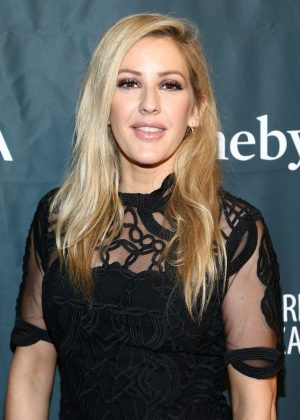 Ellie Goulding - Haiti Takes Root Benefit Dinner and Auction in New York