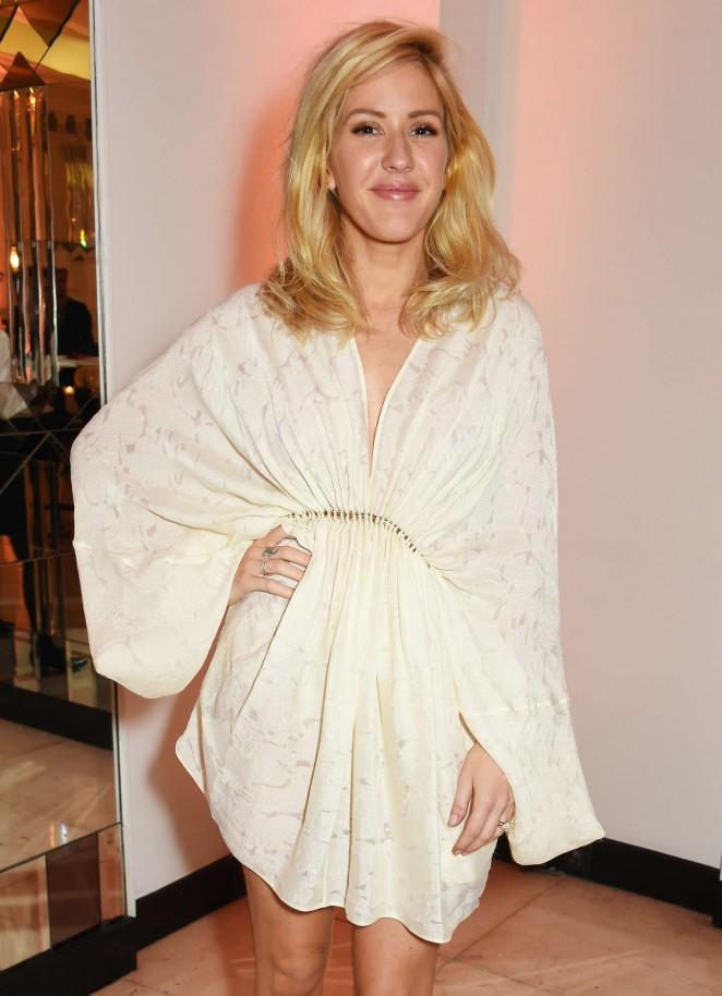 Ellie Goulding – Harper's Bazaar Women Of The Year Awards in London