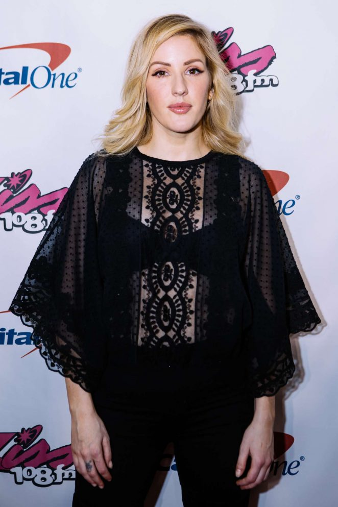 Ellie Goulding - Hot 99.5's Jingle Ball 2016 in Washington