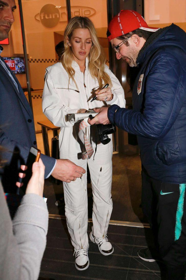 Ellie Goulding: Leaving Fun Radio -01