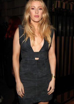 Ellie Goulding - Love Me 17 X Burberry Party in London