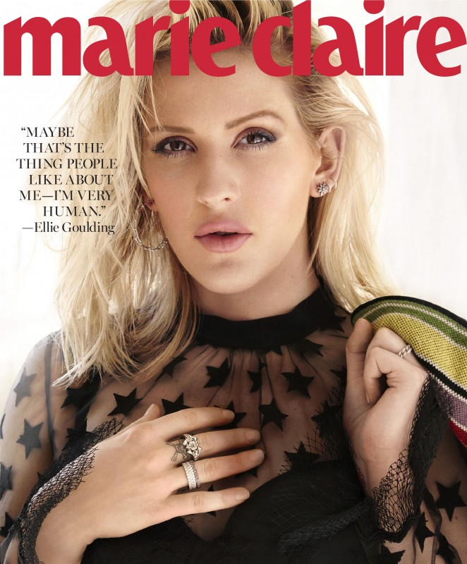 Ellie Goulding - Marie Claire Magazine (May 2016)