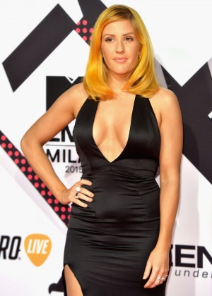Ellie Goulding - MTV European Music Awards 2015 in Milan